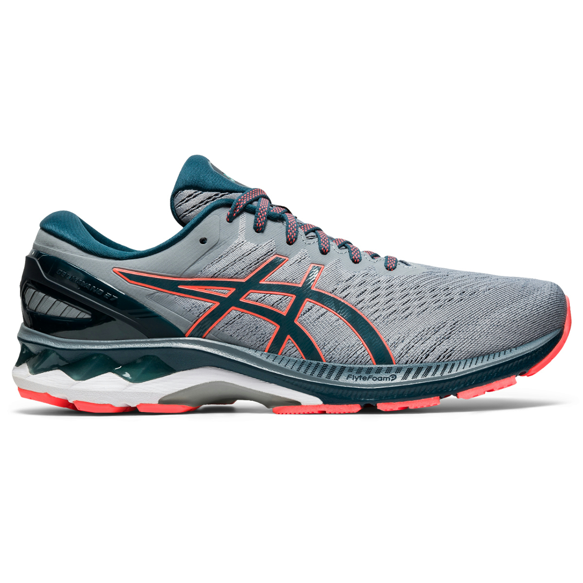 GEL-KAYANO 27 M grau