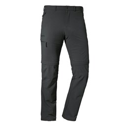 Pants Koper1 Zip Off M grau